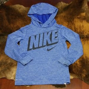 Nike Lil Boys Hoodie Sweat Shirt